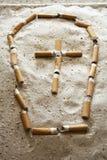 сигареты тягчайшие Стоковые Изображения