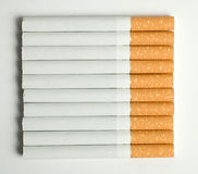 сигареты 10 Стоковое Фото