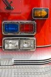 сигналы firetruck Стоковая Фотография RF