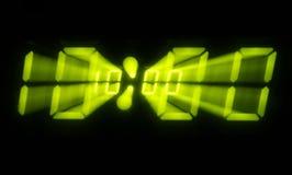 сигнал будильника цифровой Стоковое Фото
