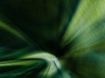 сигнал зеленого цвета предпосылки Стоковые Изображения