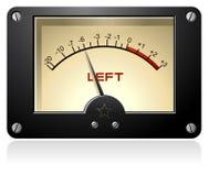 сигнал метра Стоковая Фотография RF