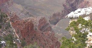 Сигнал национального парка гранд-каньона вне акции видеоматериалы