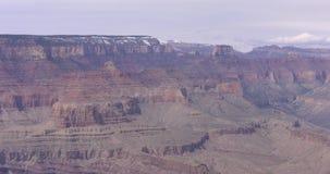 Сигнал национального парка гранд-каньона вне сток-видео