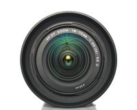 сигнал объектива фотоаппарата Стоковые Изображения RF