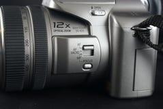 сигнал серебра камеры стоковая фотография rf