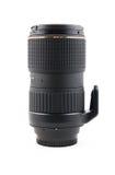 сигнал telephoto slr объектива фотоаппарата стоковые изображения rf