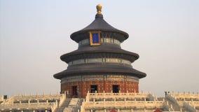 Сигнал Temple of Heaven вне в Пекине сток-видео