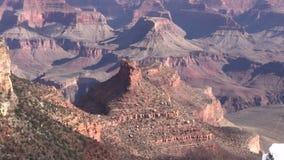 Сигнал зимы гранд-каньона вне видеоматериал