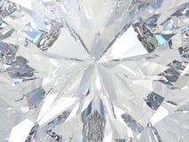 сигнал диаманта урожая иллюстрации 3D Стоковое Изображение RF
