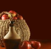 сидр яблок Стоковая Фотография RF