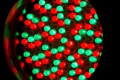 СИД RGB Стоковое Изображение RF
