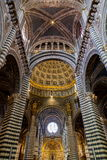Сиена Duomo di Diena Стоковое Фото