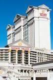 Сизарс Палас в Лас-Вегас стоковое фото rf