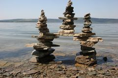 Сила камней стоковое изображение