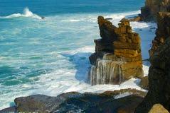 сила океана Стоковые Изображения