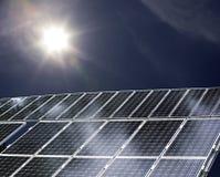 сила солнечная Стоковые Фотографии RF