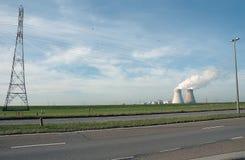 сила ядерной установки Стоковые Фото