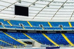 Силезский стадион Стоковые Фото