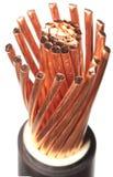 Силовой кабель Стоковая Фотография RF