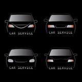 Силуэты автомобилей бесплатная иллюстрация