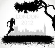 Силуэт Лондон Бесплатная Иллюстрация