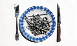 Сильная еда стоковые фотографии rf