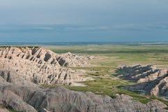 сильнопересеченная местность национального parl неплодородных почв Стоковые Изображения RF