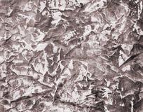 сильно текстурированная бумага grunge влияния Стоковое Фото