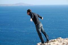 сильный ветер Стоковые Фотографии RF