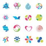 символы икон конструкции Стоковые Фотографии RF