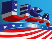 символы США Стоковые Фото