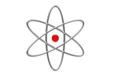 символ атома Стоковое Изображение RF