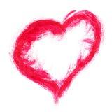 символ влюбленности Стоковая Фотография