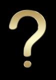 символ вопросе о предпосылки черный иллюстрация вектора