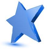 символ звезды фаворитов Иллюстрация вектора