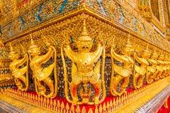 Символ положения garuda Таиланда Стоковая Фотография