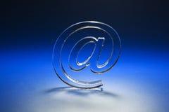 символ почты e Стоковые Изображения