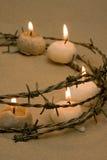 символ прав человека Стоковая Фотография RF