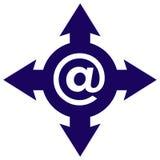 символ связи Стоковая Фотография RF