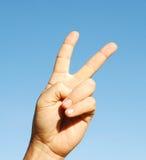 символ успеха Стоковые Фото