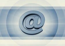 символ электронной почты Стоковая Фотография RF
