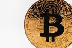 символ bitcoin Стоковые Изображения RF