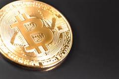 символ bitcoin стоковая фотография rf