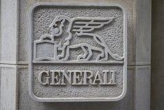 Символ Generali корпоративный стоковое изображение rf