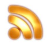 Символ RSS Стоковые Фотографии RF