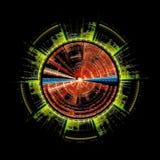 символ sci fi Стоковая Фотография