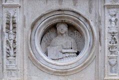 Символ St Matthew евангелист стоковое изображение rf