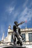 Символ Гданьска Стоковые Фото