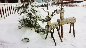 Символ зимы Стоковые Изображения
